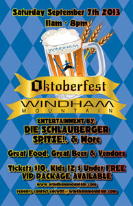 windham oktoberfest flyer
