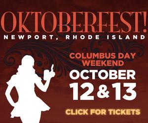 newport oktoberfest logo