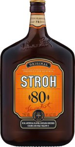 stroh 80 bottle