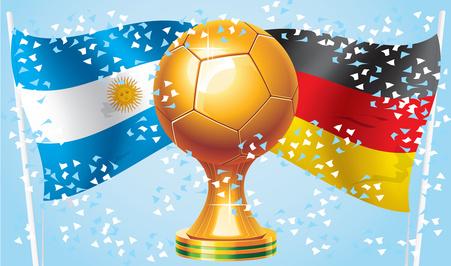 Germany Argentina