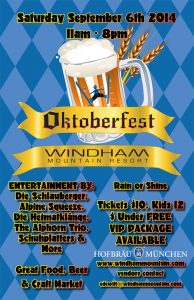 Windham Mountain Oktoberfest