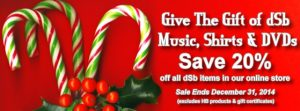 2014 dsb holiday sale