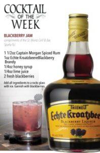niche blackberry jam cocktail