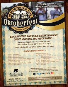Bear Mountain Oktoberfest 2015