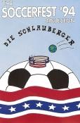 Soccerfest 94 Cassette