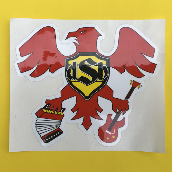 dSb Eagle Sticker