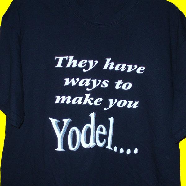 Yodel Shirt - dSb