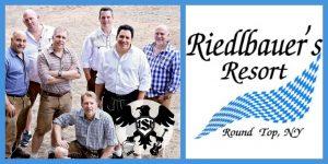 Riedlbauer's Resort - Sat, Sept 8