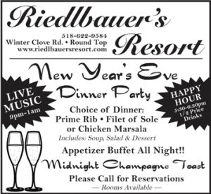 2018 RIEDLBAUER'S NEW YEAR'S EVE CELEBRATION