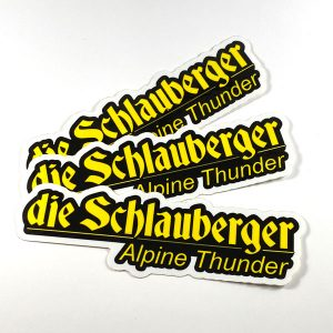 Die Schlauberger Dsb Alpine Thunder Sticker