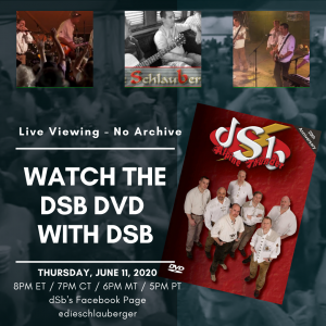 Dsb Dvd Viewing June11 2020