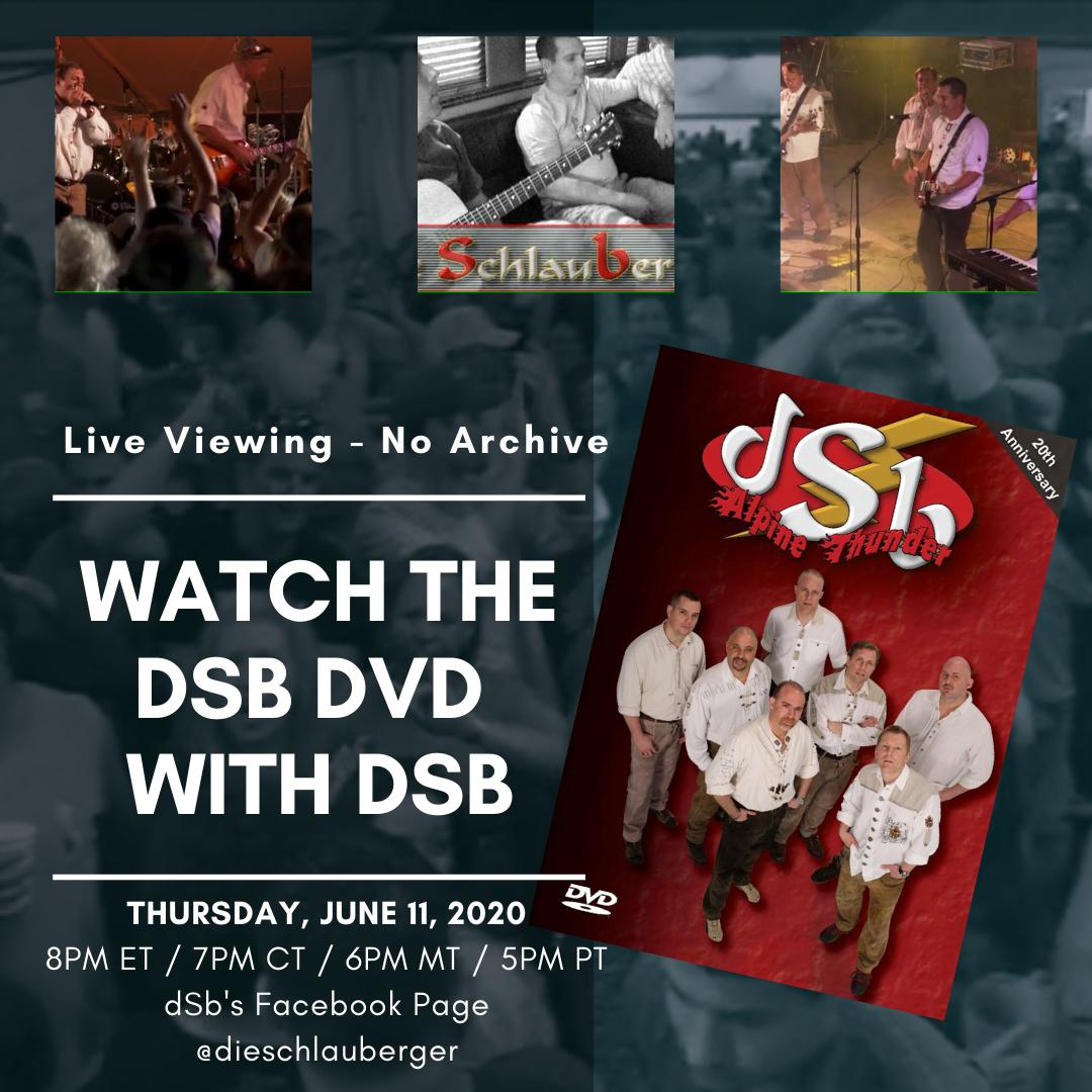 Dsb Dvd Viewing June11 2020