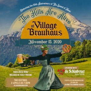 Village Brauhaus Nov 15 20